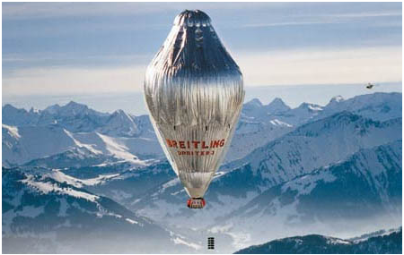 balionu aplink pasauli
